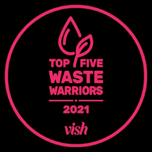 "Rêvé named a top ""Salon Waste Warrior"" for Earth Month"